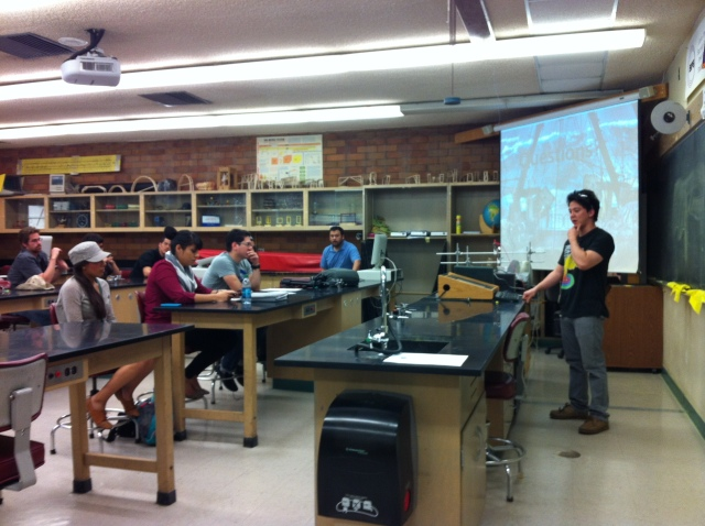 Hartnell College Physics Club
