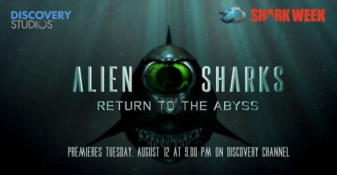 Alien Sharks 2: Return to the Abyss